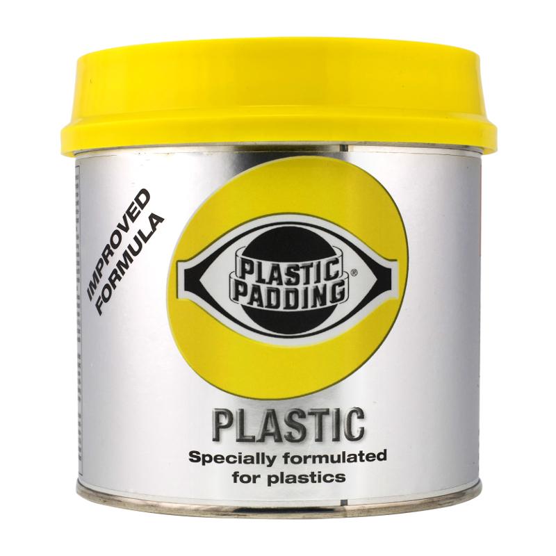 plastic padding spackel