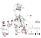 Anest Iwata AZ5 Packning
