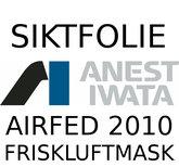 Iwata Siktfolie Airfed 10 pack