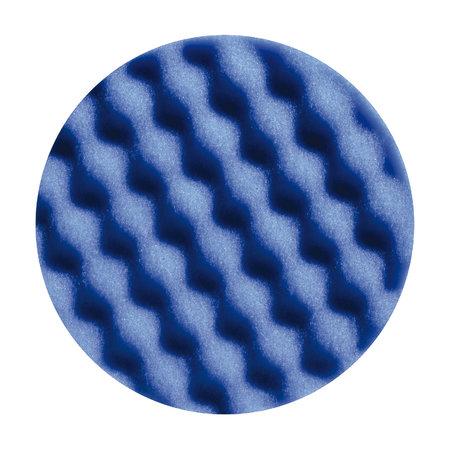 3M Våfflad rubbingrondell Blå