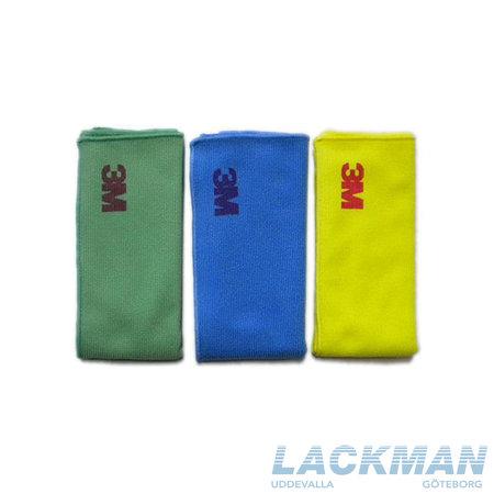 3M Mikrofiberduk kombipack