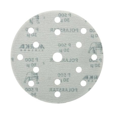 Mirka Polarstar 15-hål 150mm
