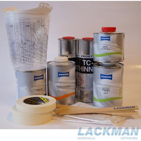 Lackpaket Small Baslack - Metallic