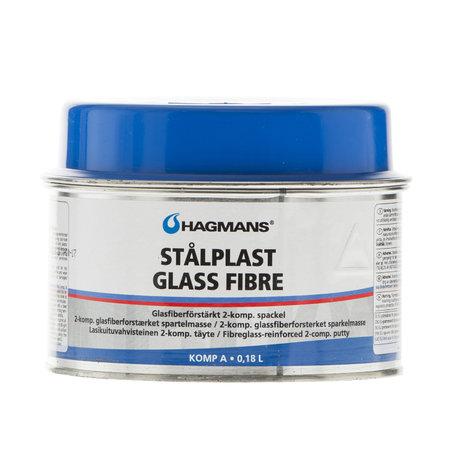 Hagmans Stålplast Glass Fibre