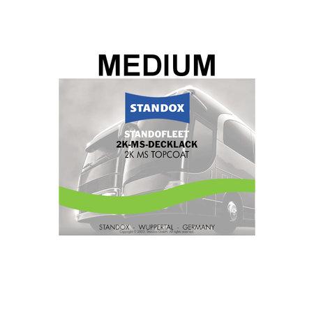 Lackpaket Medium 2K MS - Solid