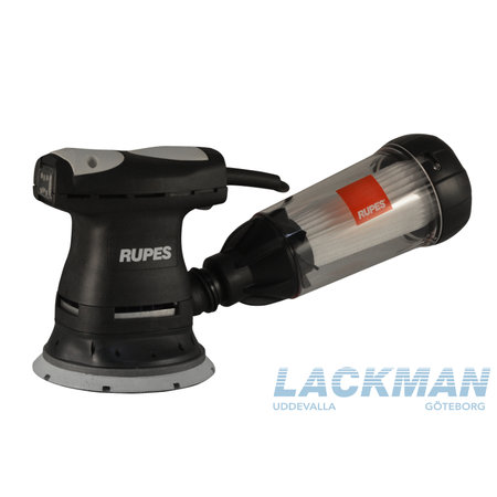 Rupes LR71TE Oscillerande Slipmaskin DF