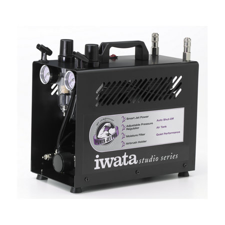IWATA IS 975 Power Jet Pro Airbrush Kompressor