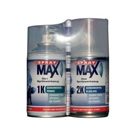 Hagmans Spraymax Headlight Repair kit