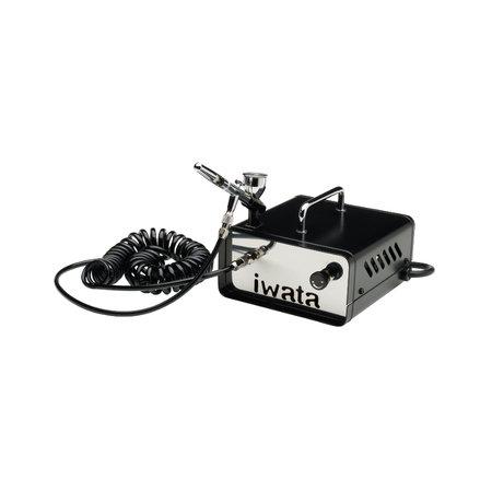 IWATA IS 35 NINJA JET Airbrush Kompressor