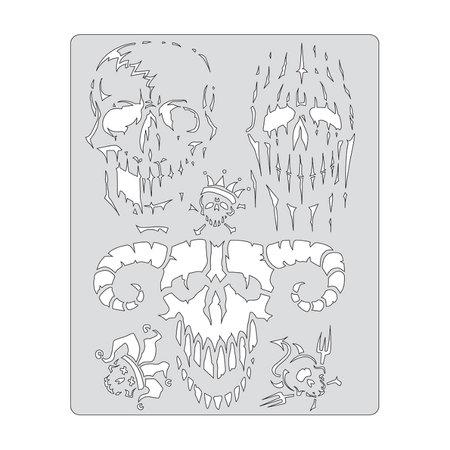IWATA Mallset Curse of Skull Master